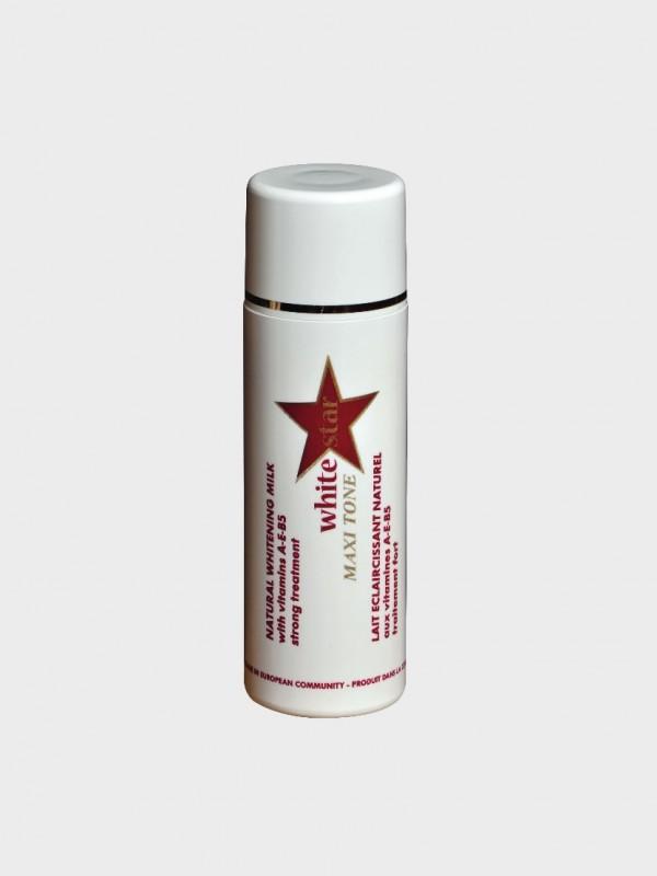 latte naturale schiarente maxi tone di christine mor (natural whitening maxi tone)